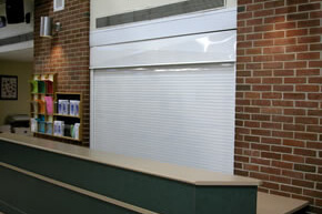 Alpine Counter-Shutter Overhead Rolling Security Shutters