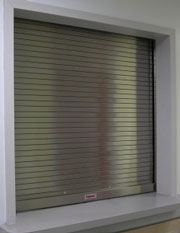 Alpine Overhead Door - Fire-Shut Fire-Rated Security Shutters