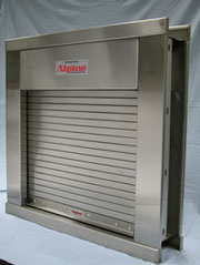 Alpine Overhead Door - Fire-Shut Split Frame Fire-Rated Counter Shutters