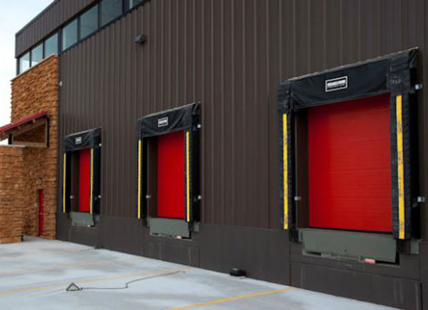 Haas 600-Series Commercial Garage Doors