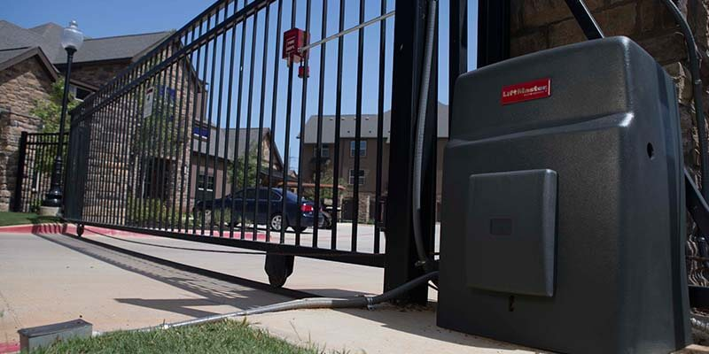 LiftMaster commercial gate operators - Gated Communities