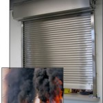 Alpine Overhead Door - Smoke Fire-Shut Smoke-Proof Fire Shutters